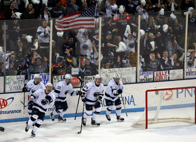 Penn State Hockey: Nittany Lions Looking To Get Back The Edge